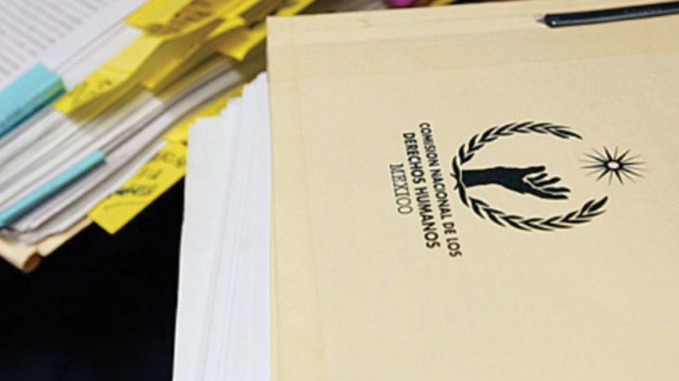 CNDH dirige recomendación a fiscalía mexiquense por mal registro de joven muerto - Foto de Quadratín