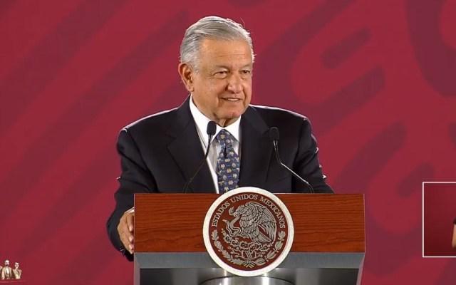 Admite López Obrador diferencias con Carlos Urzúa - Conferencia AMLO 10 de julio. Captura de pantalla