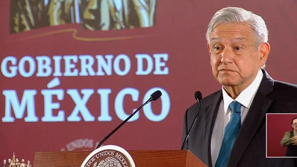 López Obrador inicia este viernes visita a hospitales del IMSS - Conferencia AMLO 5 de julio. Captura de pantalla