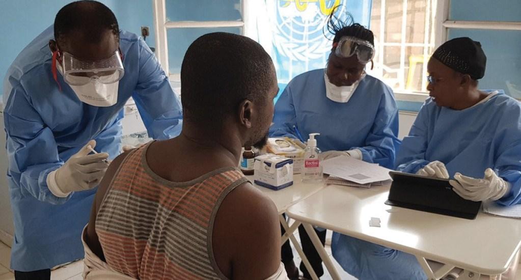 OMS declara brote de ébola como emergencia sanitaria internacional. Noticias en tiempo real