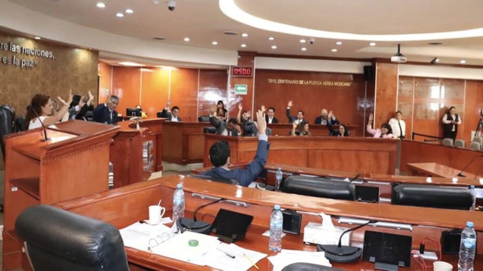 Senado analizará caso de Baja California - Foto de Congreso de Baja California