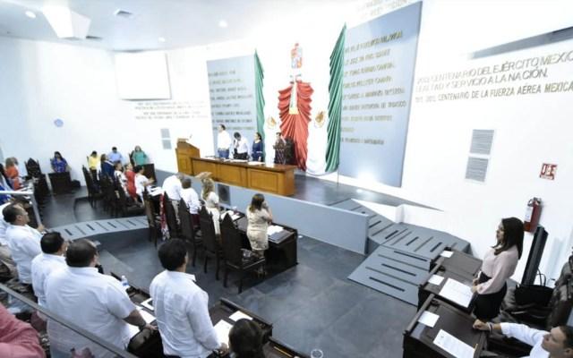 "Oposición pide a gobernador de Tabasco no promulgar la ""ley garrote"" - Congreso Tabasco"