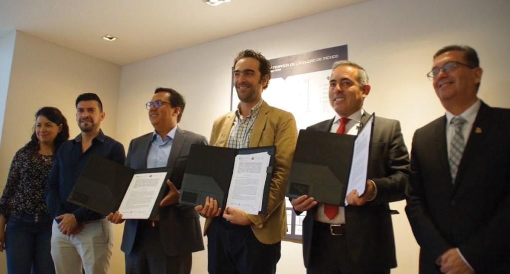 Ciudad de México y Bolivia firman convenio de cooperación en movilidad - Foto de Secretaría de Movilidad de la Ciudad de México
