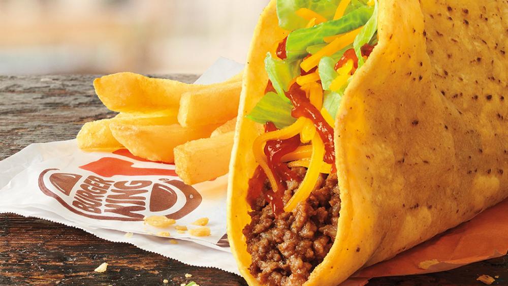 Burger King ofrece tacos mexicanos a un dólar en todo EE.UU. - Foto de Burger King