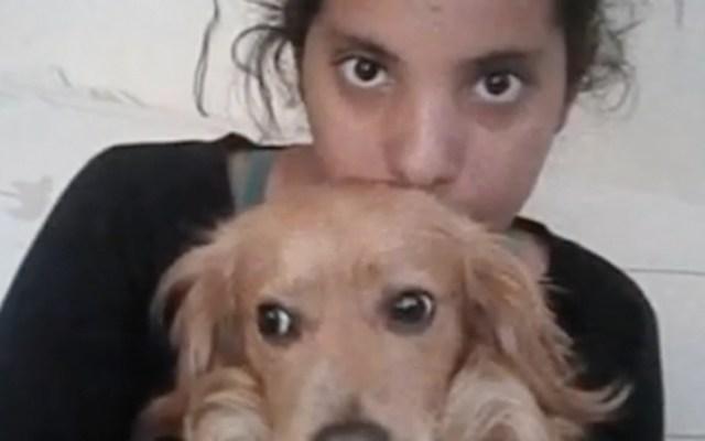 Brackets podrían dar indicios de supuestos restos de joven desaparecida en Tlalpan - Foto de Twitter