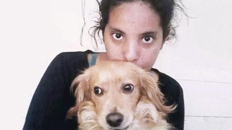 Confirma familia que osamenta hallada en Tlalpan es de Daniela Ramírez - Daniela Ramírez joven Tlalpan