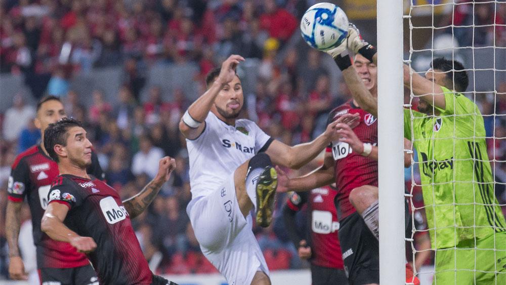 FC Juárez pierde contra el Atlas en su debut en la Liga MX - debut Juárez Atlas