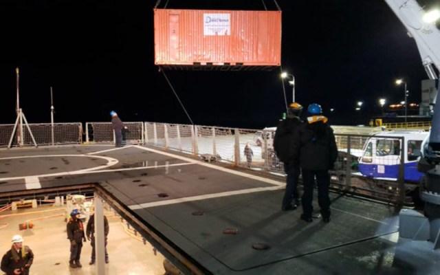 Derraman 40 mil litros de combustible frente a la costa de Chile - derrame diésel chile