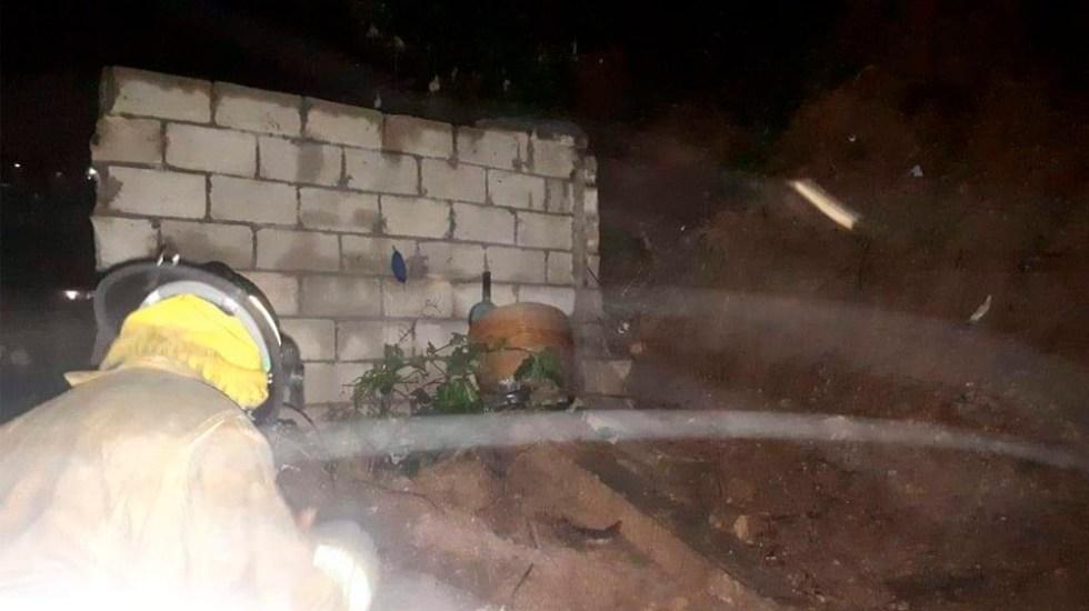 Deslave de cerro deja siete muertos en Puebla - deslave cerro puebla