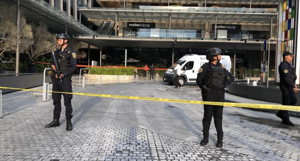 A proceso 'El Mawicho', vinculado al asesinato de israelíes en Plaza Artz - Detenida balacera Artz Pedregal 3