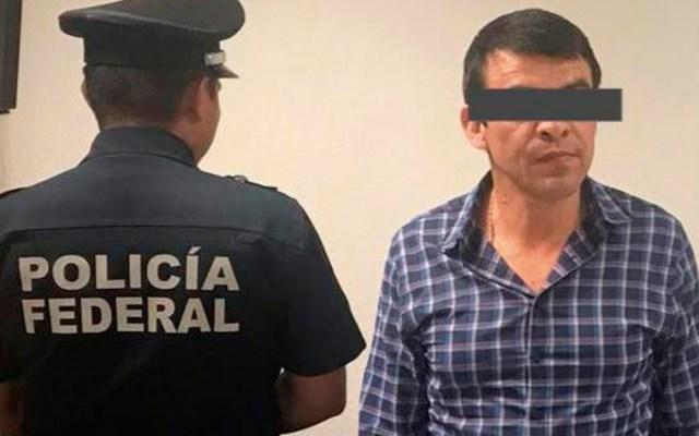 """Detienen a presunto operador financiero de """"el Chapito"""" - detenido el latigo, operador financiero de el chapito"""