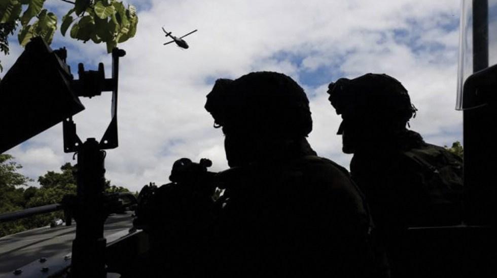 Al menos cinco militares mueren en emboscada en Colombia - Foto de Caracol Colombia