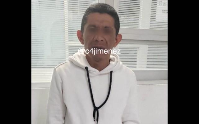 Detienen a 'El Foca', presunto extorsionador en la Merced - El Foca La Merced extorsión