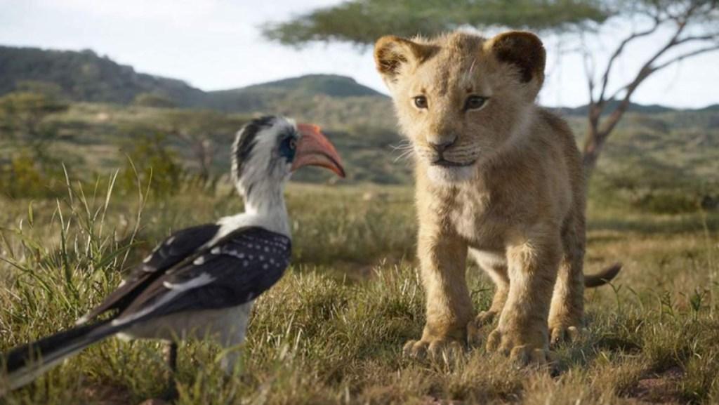 'El Rey León' domina la taquilla por segunda semana consecutiva - el rey león taquilla