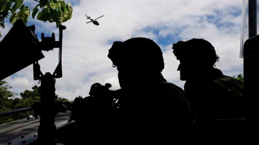 Emboscada de disidentes de FARC deja cuatro militares desaparecidos - emboscada farc