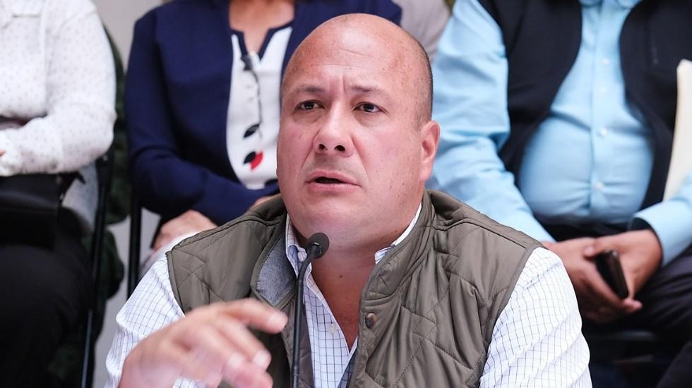 En Jalisco le tomamos la palabra al presidente: Enrique Alfaro; iniciará encuesta ciudadana - Enrique Alfaro Jalisco Carlos Lomelí