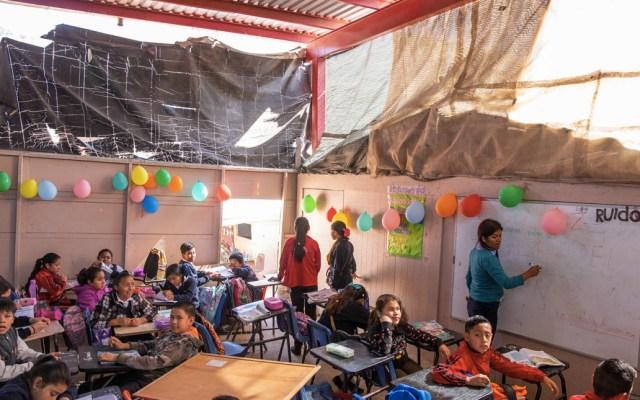 SEP anuncia 20 mmdp a escuelas de las comunidades más pobres - Escuelas escuela alumnos Educación SEP