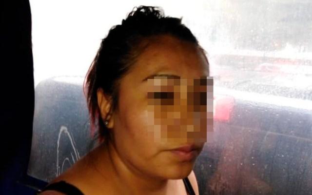 Trasladan a penal de Morelos a Esperanza, la asesina de dos israelíes en Artz Pedregal - esperanza artz pedregal blur