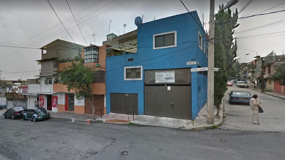 Asesinan a hombre por reclamar espejo roto de su auto - Esquina donde asesinaron a hombre en la Álvaro Obregón. Foto de Google Maps