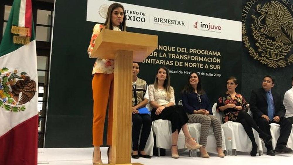 Eunice Rendón renuncia como secretaria Adjunta del SNSP. Noticias en tiempo real