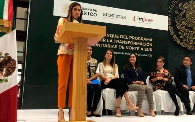 Eunice Rendón renuncia como secretaria Adjunta del SNSP - eunice rendón