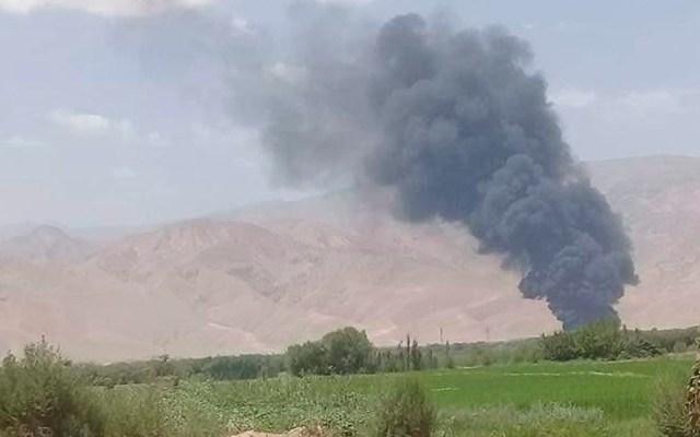 Explosión de mina deja nueve muertos en Afganistán - explosión mina Afganistán