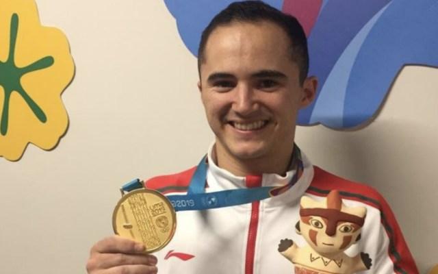 México se mantiene en segundo lugar del medallero Lima 2019 - Foto de @CONADE