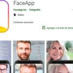 Los riesgos de utilizar FaceApp