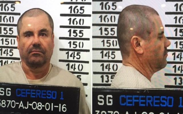 No reducirán la pena a hermanos mexicanos que testificaron contra 'el Chapo' - Ficha de ingreso de 'El chapo' al penal del Altiplano. Foto de EFE