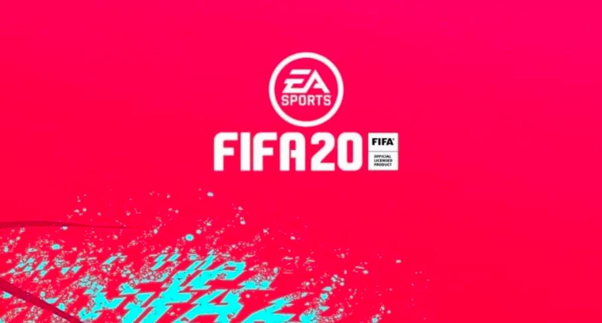 Sorpresa mundial por los dos jugadores en la portada del FIFA 20