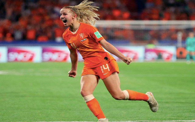 Estados Unidos vs Holanda en la final del Mundial Femenil - final mundial femenil fifa