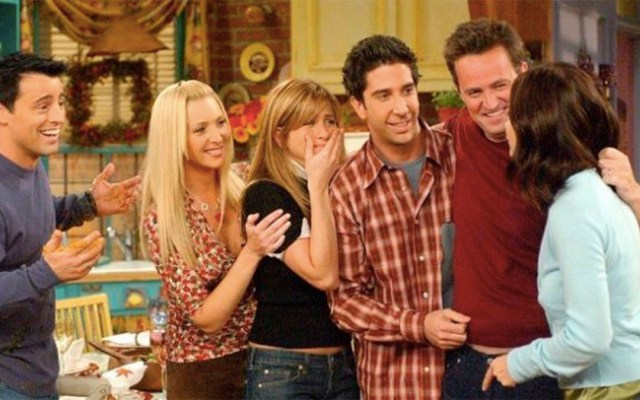 'Friends' sigue cosechando éxitos a 25 años de su primera emisión - Friends Netflix Latinoamérica