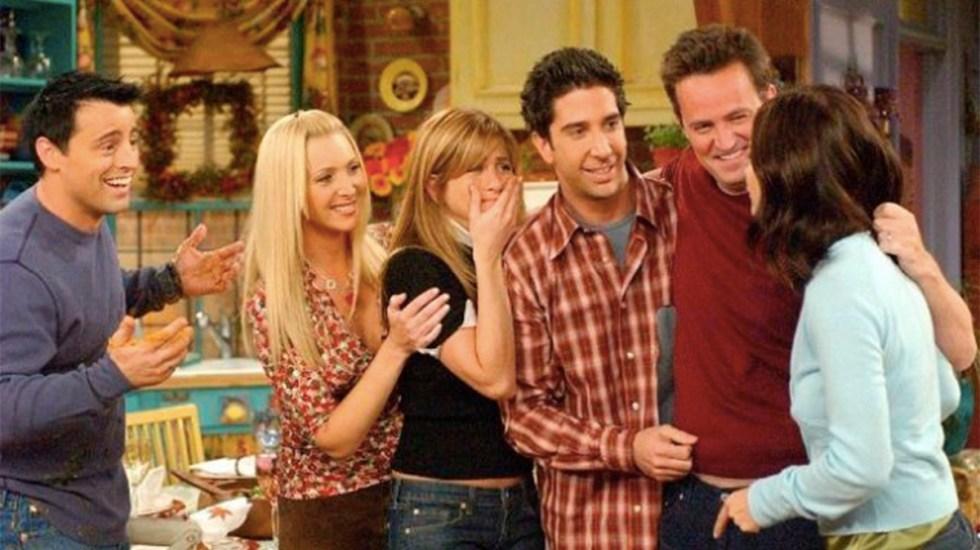 'Friends' sigue cosechando éxitos a 25 años de su primera emisión - Friends Netflix Latinoamérica