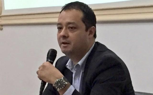 Nombran a Gabriel Yorio González subsecretario de SHCP - Foto de @ElColver