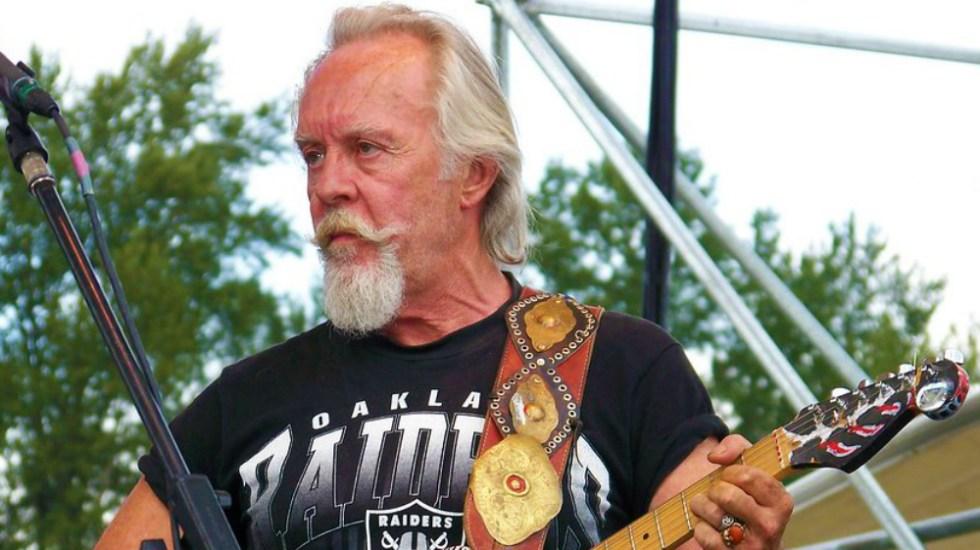 Muere Gary Duncan, guitarrista del grupo Quicksilver Messenger Service - Foto de Rusty Goldman