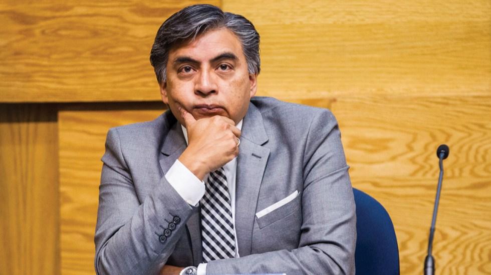 Subgobernador del Banco de México lamenta renuncia de Carlos Urzúa - Foto de Notimex