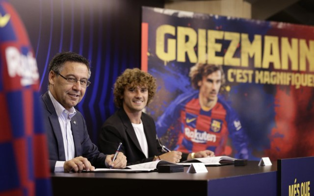 """No me arrepiento de haber filmado el documental"": Antoine Griezmann - griezzman documental barcelona (1)"