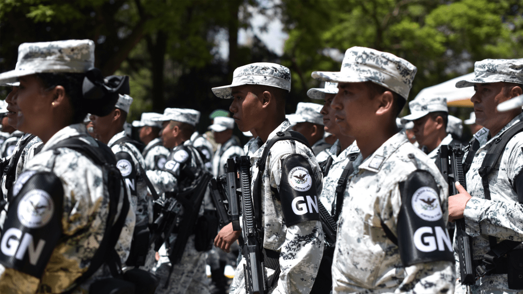 Tras retención de agentes en Guerrero, Guardia Nacional reitera disposición al diálogo - guardia nacional