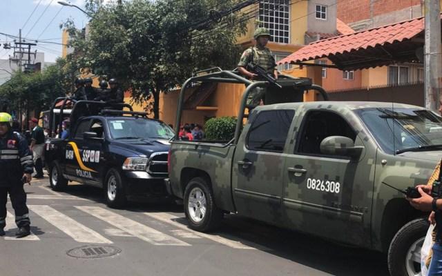 Guardia Nacional inicia operaciones en GAM - Guardia Nacional