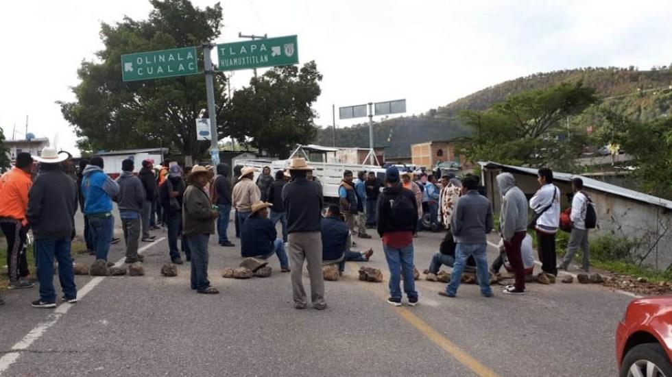 Liberan a funcionarios en Guerrero tras entrega de fertilizantes - Guerrero Cualac fertilizantes
