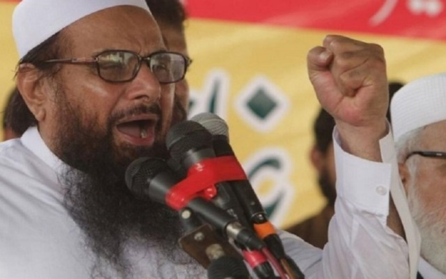 Capturan al fundador del grupo responsable de atentados en Bombay - Hafız Muhammed Said. Foto de Kurdistan24