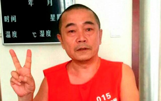 Dan 12 años de cárcel a periodista chino por filtrar secretos de Estado - Huang Qi periodista chino