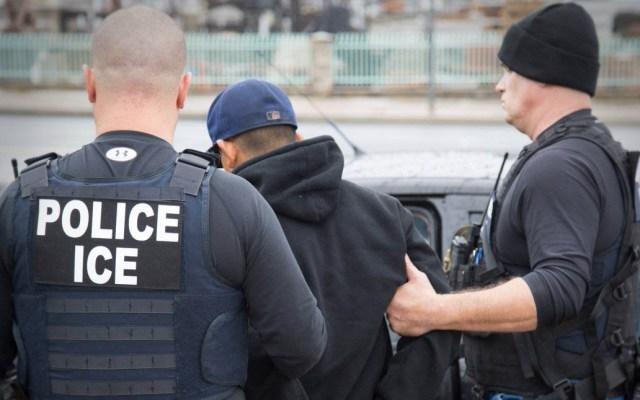 Saldo blanco para los mexicanos, tras anuncio de redadas en EE.UU.: Jorge Islas - ICE Oficiales Policías Estados Unidos Mexicanos migrantes