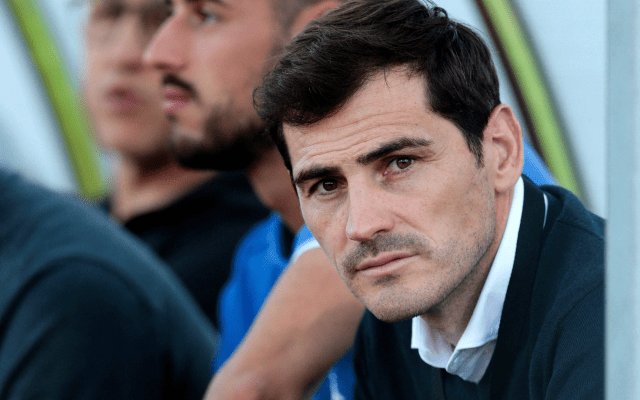 Iker Casillas confirma que se presentará a la presidencia de la RFEF - Iker Casillas