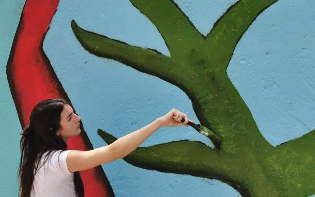 Ayudan a limpiar Coyoacán y generan conciencia ecológica