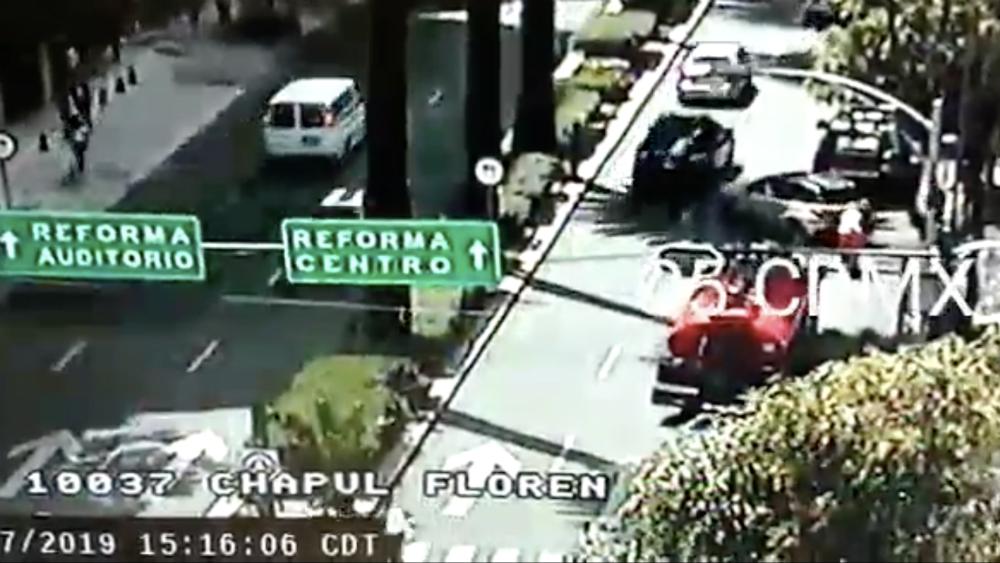 Se registra incendio en la colonia Juárez. Noticias en tiempo real