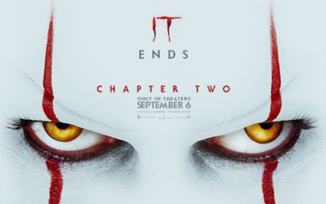 Revelan póster de Eso: Capítulo 2 - Foto de IT Movie