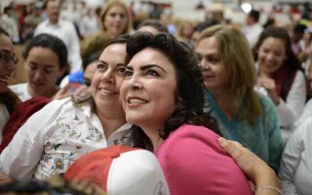 Voy a ganar si la contienda del PRI es limpia: Ivonne Ortega - Ivonne Ortega PRI