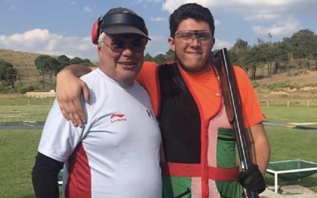 Tirador Jorge Orozco será abanderado de México en Panamericanos - Jorge Martin Orozco abanderado