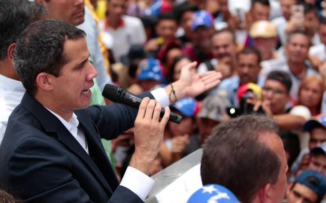 Juan Guaidó denuncia desaparición de dos de sus guardias - juan guaidó